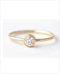 18K金镶嵌钻石手镯